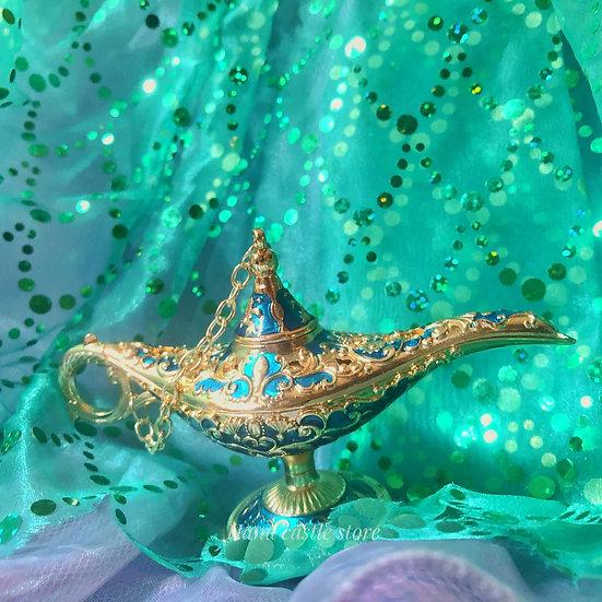 Disney aladdin Genie mini Lamp