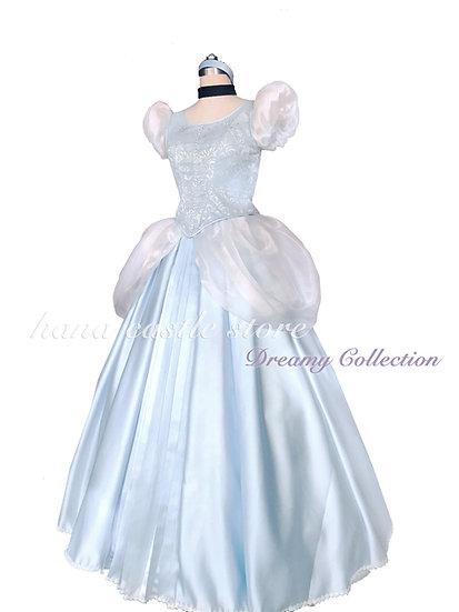 Dreamy collection Cinderella animated wedding dress