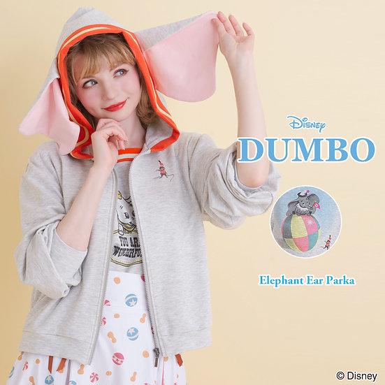 Secret Honey Disney Dumbo Elephant ear Parka