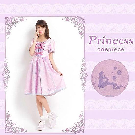 Secret Honey Tangled Rapunzel 2019 spring princess dress( pre-order)