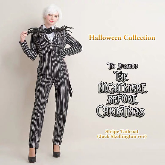 Secret honey Tim burton Disney nightmare before Christmas Jack costume