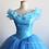 Thumbnail: Disney dreamy collection Disney Cinderella live action dress