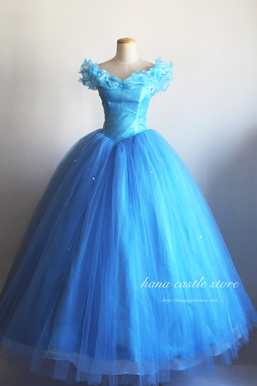 Disney dreamy collection Disney Cinderella live action dress