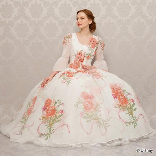 Secret Honey Belle Deluxe Bouquet Dress Beauty And The Beast