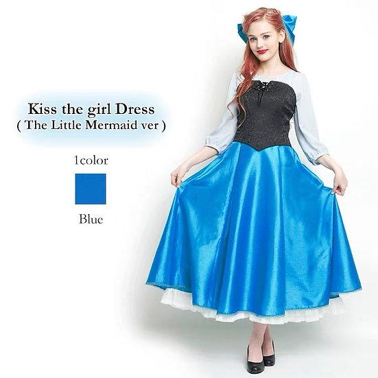 Secret honey little mermaid Ariel kiss the girl dress (first announce version)