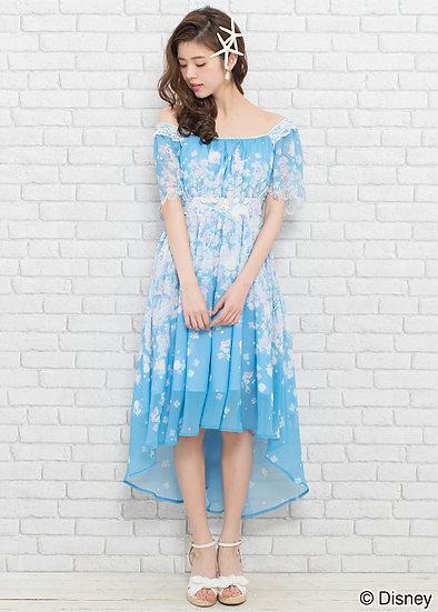 Secret honey fishtail one piece Ariel or Jasmine dress