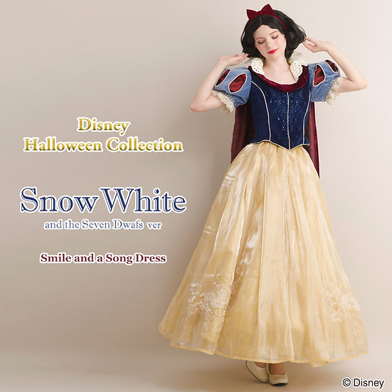 Secret Honey Smile and a Song Dress (Snow White and the Seven Dwarfs ver)