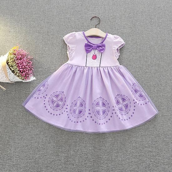 Disney Princess Sofia baby girl dress
