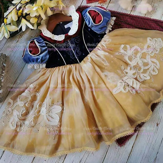 Starlight collection Snow White deluxe girl dress