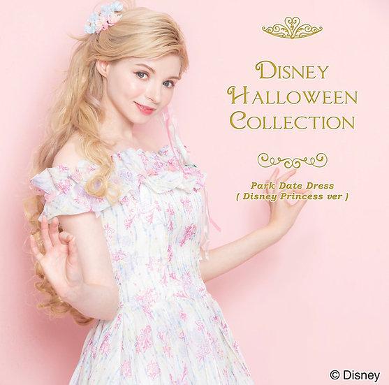 Secret honey Disney Princess Enchanted Giselle Park date dress