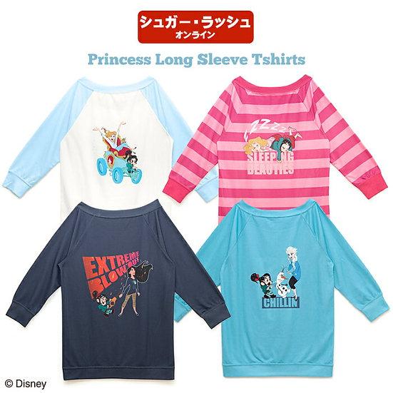Secret honey Disney Ralph breaks the internet princess long sleeve tshirt