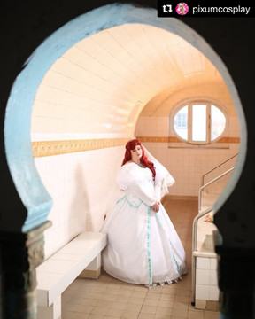 Ariel Wedding dress