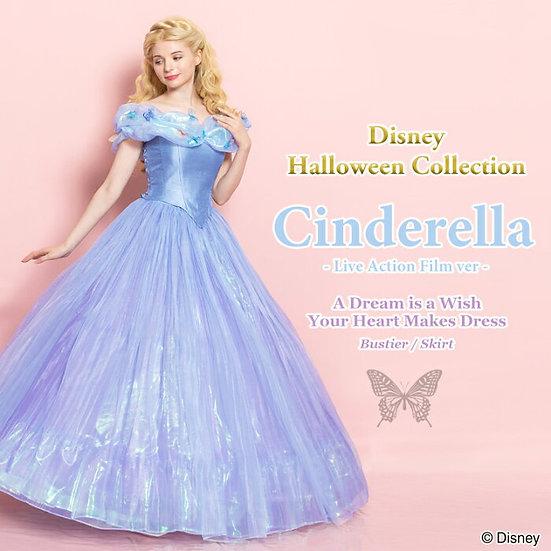 Secret Honey Disney Princess Cinderella a dress is a wish your heart makes dress