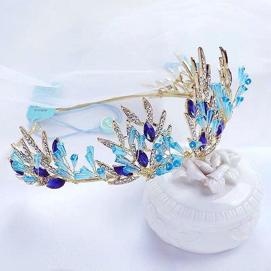 Taiwanese designed Disney Frozen snowflake crown