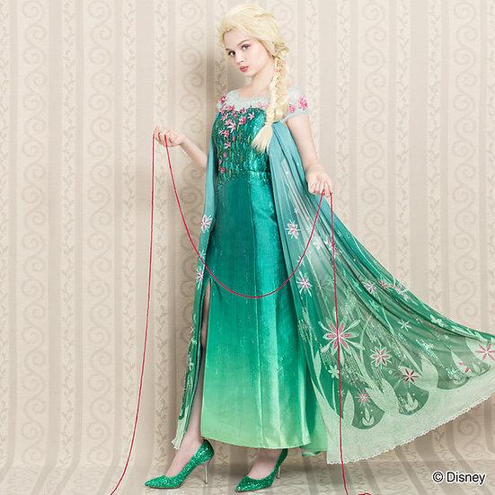 Secret Honey Frozen Elsa surprise costume