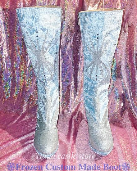 Dreamy collection Frozen 2 Elsa custom made boot