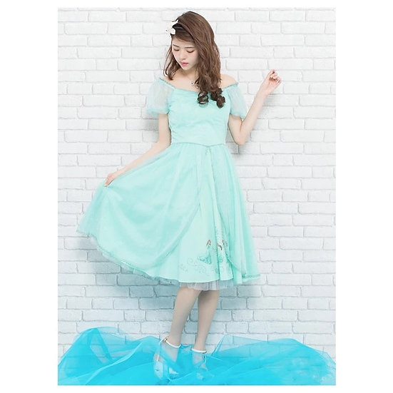 Secret Honey Disney little mermaid Ariel greeting dress