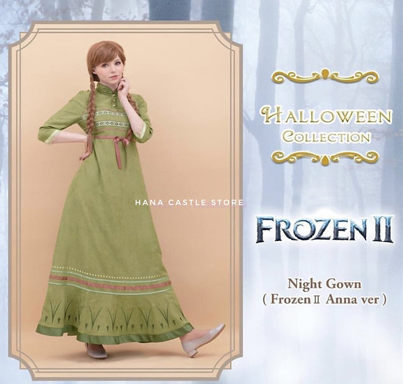 Secret Honey Frozen Anna Night gown