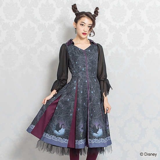 Secret Honey Disney Villain( sleeping beauty ver) maleficent dress