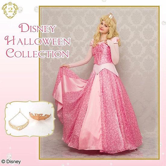 Secret Honey Sleeping Beauty Aurora pink gown