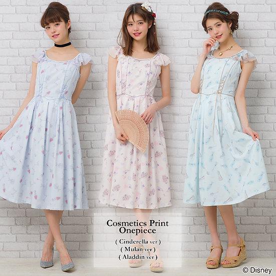 In stock items❤️Secret Honey Disney Cosmetic dress (Jasmine, Cinderella, Mulan )