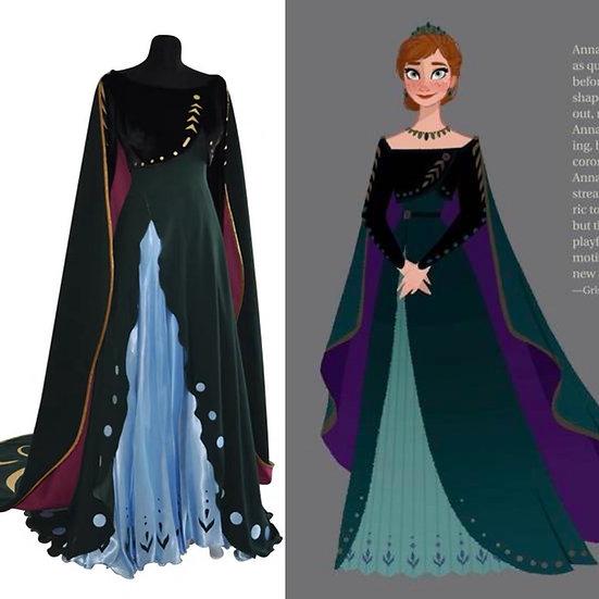 Dreamy collection Frozen2 Anna green wedding dress:: preorder:::