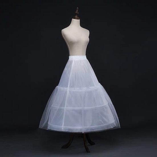 Disney Halloween dress White Petticoat