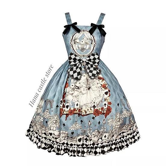Diamond Honey Alice in wonderland Lolita dress