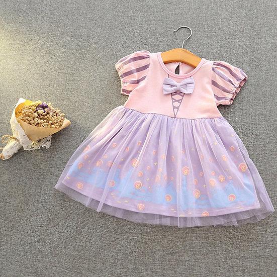 Disney Princess Tangled Rapunzel baby girl dress