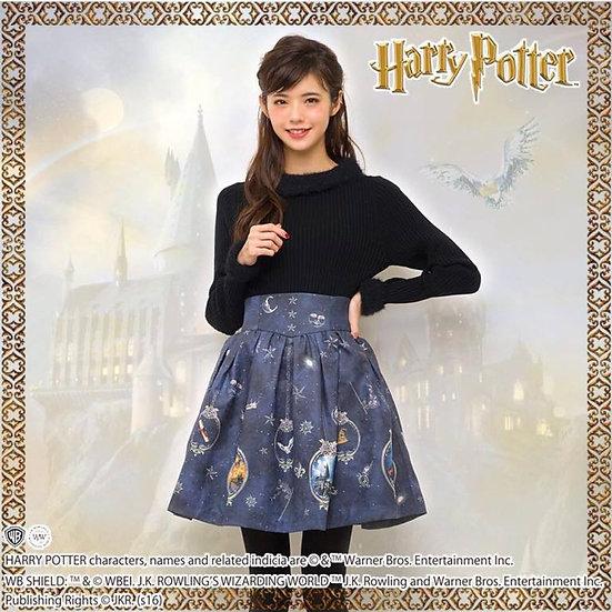 Secrer honey x Harry Potter starlight navy dress untagged