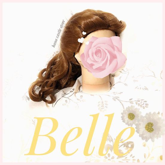 Disney Princess beauty and the beast Belle Wig
