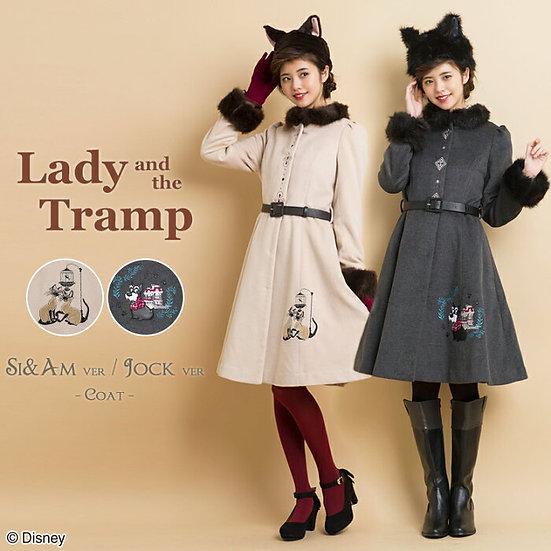 Secret Honey lady and the tramp Si&Am Jock coat