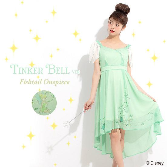 Secret Honey Tinker Bell fishtail dress 2018