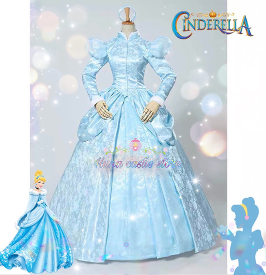 Dreamy collection Cinderella Winter dress