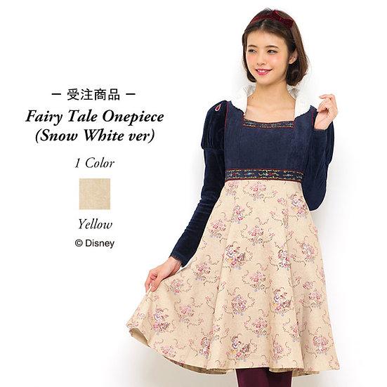 Secret Honey Snow White fairy tale dress