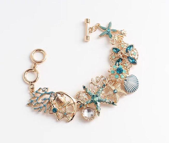 Disney Ariel little mermaid bracket