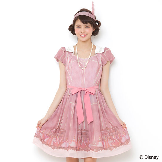 Secret Honey princess and the frog charlotto dress