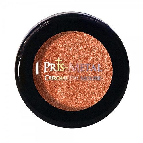 JCat Beauty Pris-Metal Chrome Eye Mousse- Orange Burst