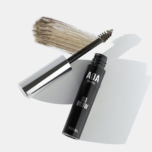 AOA Go Brow Mascara - Taupe