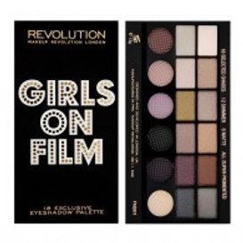 Revolution Beauty Girls on Film