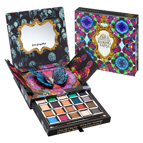 Urban Decay Alice Through The Lookin Glass Palette