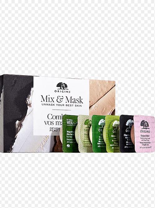 Origins Mix and Mask Mask Sampler Kit