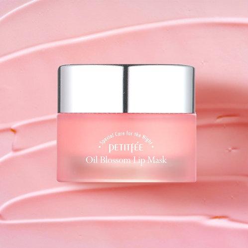 Petitfee Oil Blossom Lip Mask Camelia Seed Oil