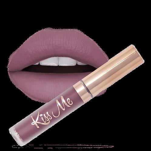 Kiss Me Liquid Lipstick- Royal