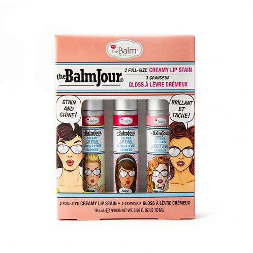 The BalmJour Full-Size 3-pc Box Set