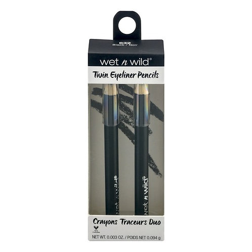 Wet N Wild Twin Eyeliner Pencil