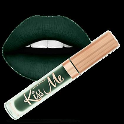 Kiss Me Liquid Lipstick- Liprechaun