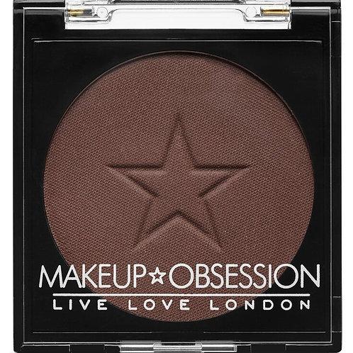 Makeup Obsession Eyeshadow- E118 Bourbon Brown