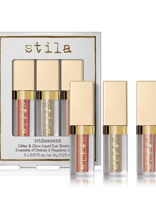 Stila Iridescent Glitter and Glow Liquid Eyeshadow Set