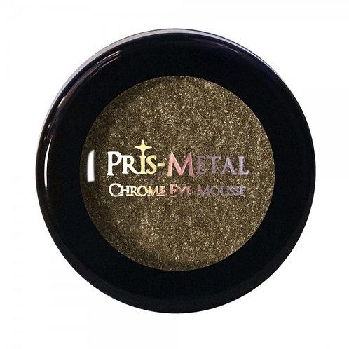 JCat Beauty Pris-Metal Chrome Eye Mousse- Leopard King